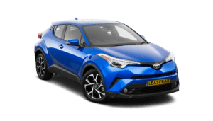 toyota c-hr hybrid private lease